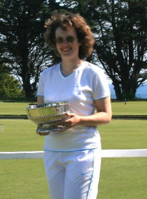 Women's Championship - Louise Bradforth