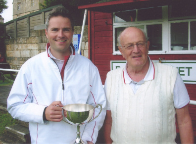 Millennium Cup 2007 - Andrew Willis and Ian Lewis