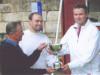 Millennium Cup 2007 - Trophy Presentation
