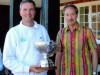Handicap Singles 2007 - Trophy Presentation