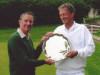 Autumn Salver 2007 - Trophy Presentation