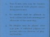 Bath & County CC Rules & Bye-Laws 3